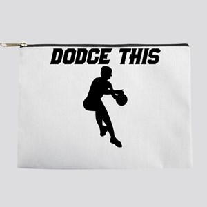 Dodgeball Star Dodge This Ball Makeup Bag