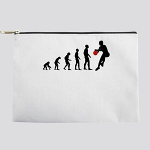 Dodgeball Player Evolution Makeup Bag