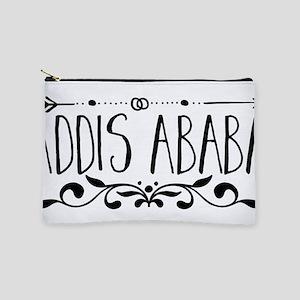 Addis Ababa Makeup Bag