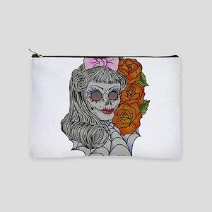 Rockabilly Girl Makeup Bag