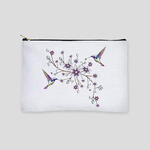 Hummingbirds Makeup Bag