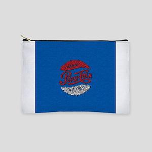 Pepsi Logo Doodle Makeup Bag