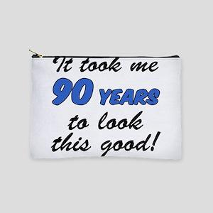 Took Me 90 Years Drinkware Makeup Bag