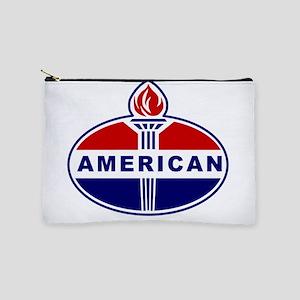 American Oil Makeup Bag