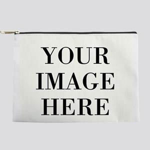 Your Photo Here by Leslie Harlow Makeup Pouch