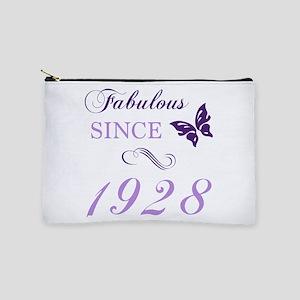 1928 Fabulous Birthday Makeup Bag