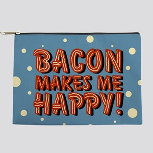 bacon-makes-me-happy_b Makeup Pouch