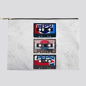 Pepsi Flashback Tapes Makeup Bag