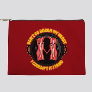 Emoji Dont go Bacon my Heart Makeup Bag