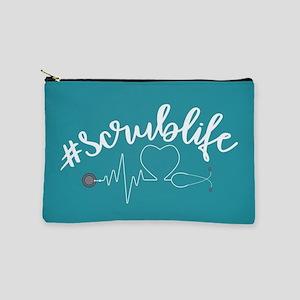 Hashtag Scrublife Makeup Bag