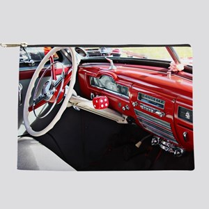 Classic car dashboard Makeup Bag