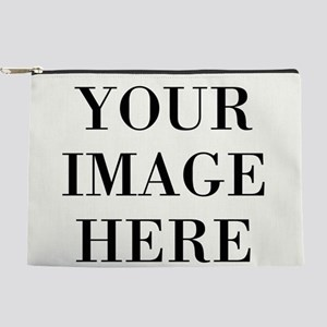Your Photo Here Design Makeup Pouch