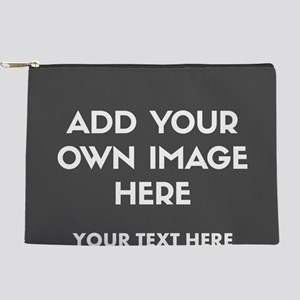 Add Your Own Image Makeup Pouch
