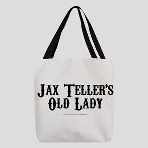 SOA Old Lady Light Polyester Tote Bag