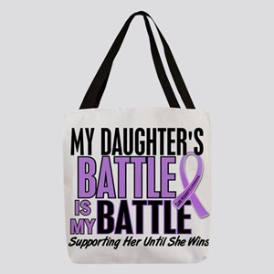 D Daughter Polyester Tote Bag