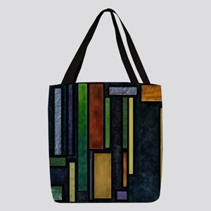 Craftsman Night Polyester Tote Bag