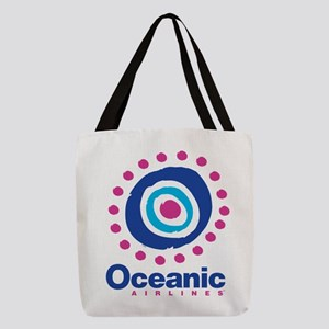 Lost TV Oceanic  Polyester Tote Bag