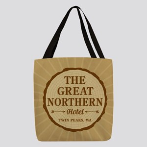 d426a8465a0 Great Northern Polyester Tote Bags - CafePress