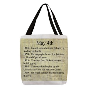 7d77d90aa Folding Polyester Tote Bags - CafePress