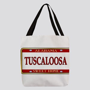 Tuscaloosa City Alabama State L Polyester Tote Bag