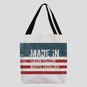 Made in Elon College, North Car Polyester Tote Bag