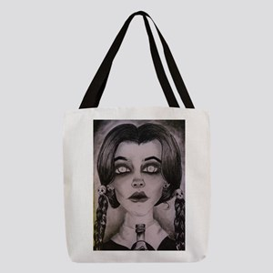 Poison Polyester Tote Bag