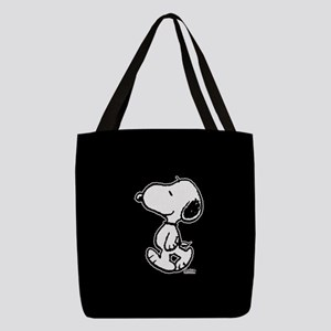 Peanuts Snoopy Polyester Tote Bag