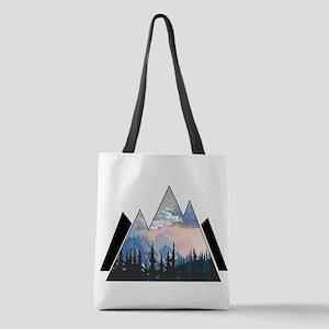 THE HORIZON Polyester Tote Bag