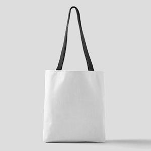 I Love Nursing Polyester Tote Bag