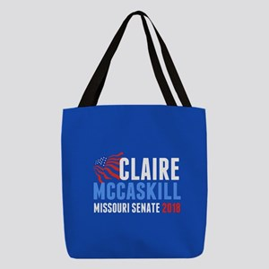 Claire McCaskill 2018 Polyester Tote Bag