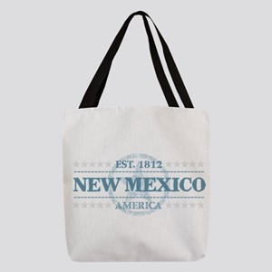 New Mexico Polyester Tote Bag