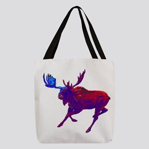 EVENING TIME Polyester Tote Bag