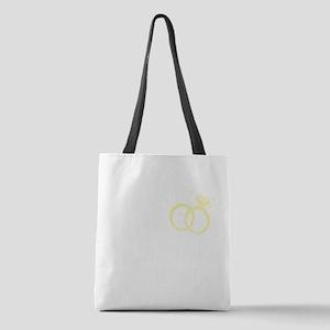 50th Wedding Anniversary 50 Yea Polyester Tote Bag