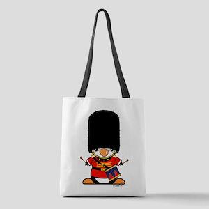 Nutcracker Penguin Polyester Tote Bag