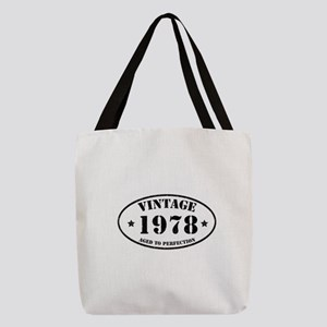 1978 Polyester Tote Bag