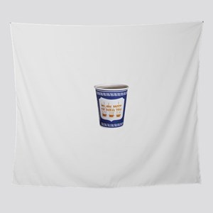 nyc.coffeecup Wall Tapestry