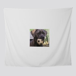 cane corso Wall Tapestry