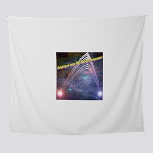 fourth-dimension-space Wall Tapestry