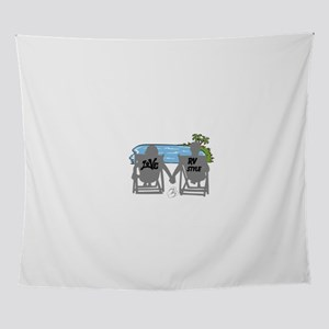 LOVE RV STYLE Wall Tapestry