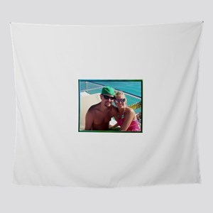 Casey and Aubrey vacation Wall Tapestry