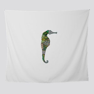 Seahorse Wall Tapestry