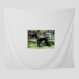 full Giant Schnauzer Wall Tapestry