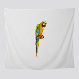 Macaw Wall Tapestry
