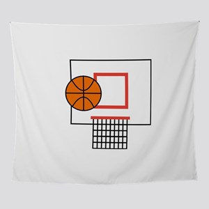 Basketball Wall Tapestry