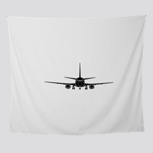 Airplane Wall Tapestry