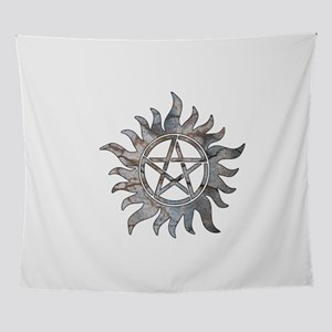 Supernatural Symbol Wall Tapestry