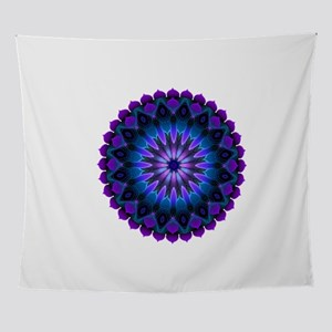 The Evening Light Mandala Wall Tapestry