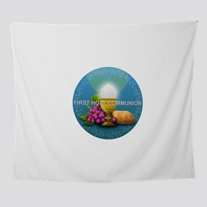 First Holy Communion Wall Tapestry