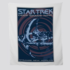 Retro Star Trek: Deep Space Nine Poster Wall Tapes