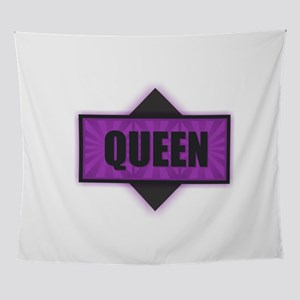 Queen Design Wall Tapestry